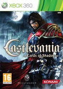 Castlevania Lords of Shadow jaquette Xbox 360