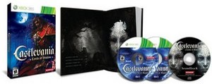 Castlevania Lords of Shadow collector Xbox 360